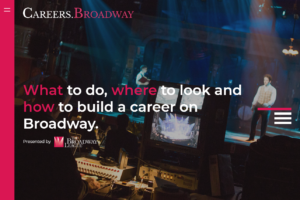 Careers.Broadway image