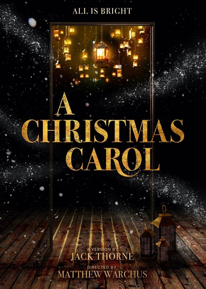 Christmas carol- one of our programs for the theatre workshop
