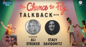 Ali Stroker Blog Post