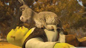 Shrek the Musical: Eddie Murphy as Donkey