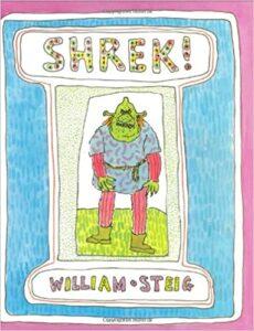 Shrek the musical: Shrek book