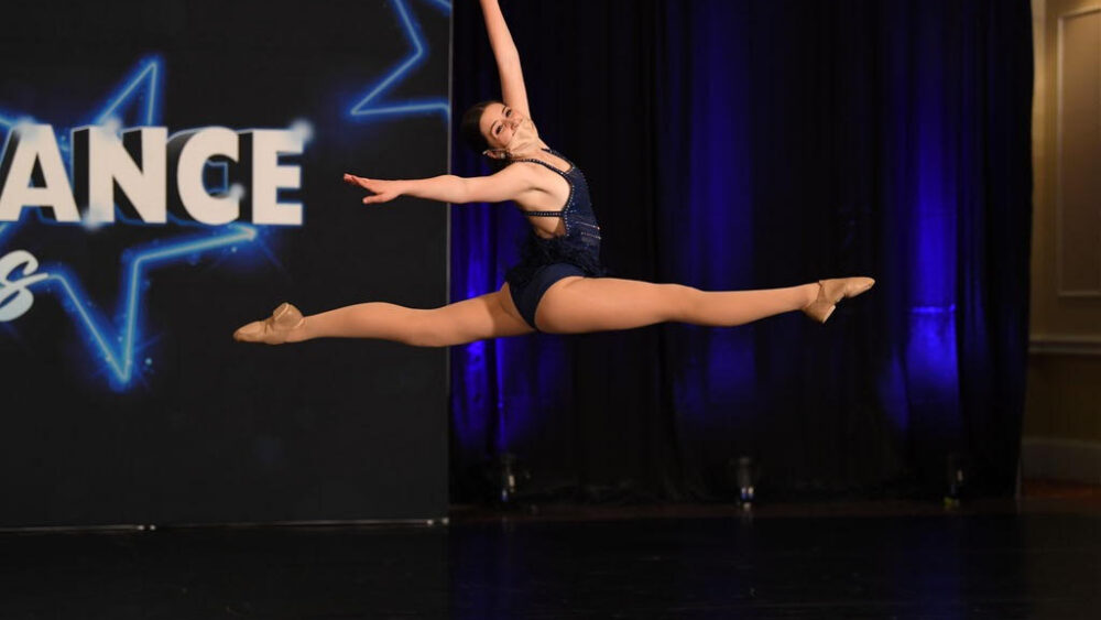 Ericka Builds Confidence in Performance Arts